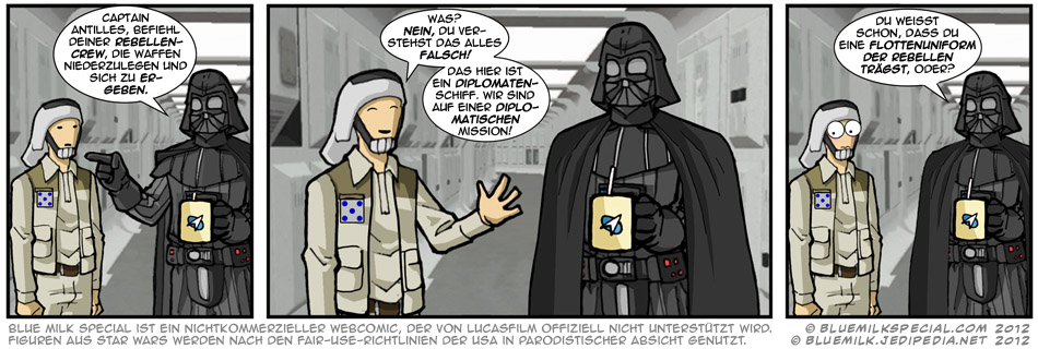Captain Antilles, Teil 2