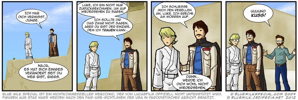 Biggs Darklighter, Teil 2